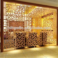 Decorative Modern Design Metal Folding Screen Room Divider , Find Complete  Details About Decorative Modern Design