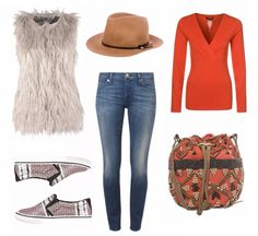 #outfit Countryside ♥ #outfit #Damenoutfit #outfitdestages #dresslove