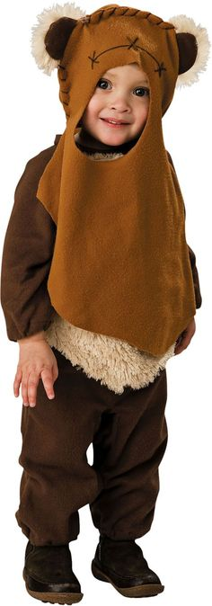 Get grooving with Star Wars - Ewok Infant / Toddler Costume. Finest selection of Star Wars Costumes for Halloween at PartyBell. Star Wars Halloween, Boy Halloween Costumes, Toddler Costumes, Boy Costumes, Baby Halloween, Star Wars Baby, Baby Ewok Costume, Star Wars Costumes, Star Wars Birthday