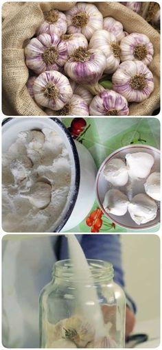 Как сохранить чеснок зимой, чтобы не высох и сохранил все свое добро Garlic, Homemade, Vegetables, Food, Home Decor, Gourmet, Decoration Home, Room Decor, Vegetable Recipes