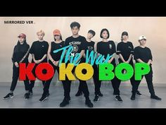 [ Mirrored ver. ] EXO엑소 - Ko Ko Bop Dance Cover. - YouTube