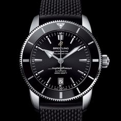 Superocean Héritage II 46: The new spirit of discovery More information on the link in bio #Breitling #SuperoceanHéritage #InstrumentsforProfessionals #Baselworld2017