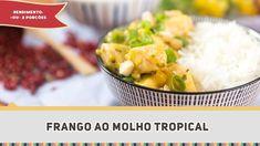 Frango ao Molho Tropical - Receitas de Minuto #293