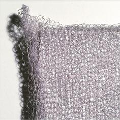 soft layers of Soft Layers, Fiber Art, Shadows, Weaving, Texture, Knitting, Detail, Instagram, Crochet