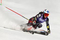 Tina Weirather of Liechtenstein competes during the Audi FIS Alpine Ski World Cup Women's Giant Slalom on January 2017 in Kronplatz, Italy Alpine Skiing, World Cup, Audi, January, Italy, Activities, Sports, Guys, World Cup Fixtures
