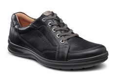 Ecco Remote Mens Lace Up Casual Shoe 521154-01001 - Robin Elt Shoes  http://www.robineltshoes.co.uk/store/search/brand/Ecco-Mens/ #Spring #Summer #SS14