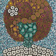 Aretha Badu, by Paula Portella.