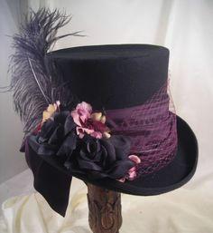 victorian tea party hats | NEW Victorian Hats