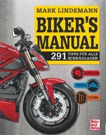Mark Lindemann fasst viel Motorradwissen in Form von 291 Tipps zusammen. Entscheidend ist die Intention, dieses Buch zu lesen: will man einen Überblick über die vielen, für Motorradfahrer mehr oder minder wichtigen Themen erhalten und zugleich gut unterhalten werden, ist man hier richtig. Für Vertiefungen, beispielsweise zur Fahrsicherheit, gibt es deutlich empfehlenswertere Literatur.
