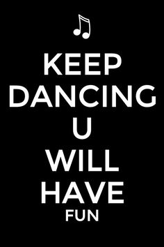 Initially, dancing makes me feel awkward, but its fun after a while.