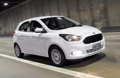 Novo carro novo: novo Ford Ka 2015 Preço, Consumo, Ficha técnica, Fotos e Avaliação