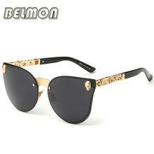 51e3a872891e Buy fashion sunglasses brand woman and get free shipping on AliExpress.com