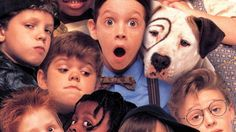 The 'Little Rascals' Cast Perfectly Recreated The Poster 20 Years Later. It's too cute!