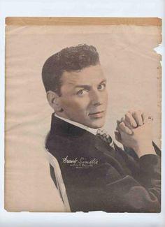 Happy 97th birthday to  Francis Albert Sinatra!