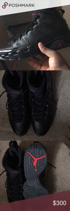 Jordan bred 9s New  Bred 9s Size 13 Jordan Shoes Sneakers