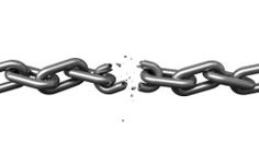 broken chain graphics   Broken Chain Tattoo