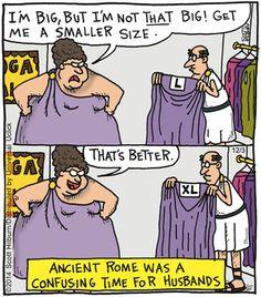 The Argyle Sweater Comic Strip, December 03, 2014 on GoComics.com