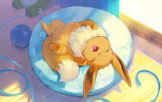 Eve Pokemon, Pokemon Ships, Pokemon Stuff, Pokemon Eeveelutions, Eevee Evolutions, Pikachu Art, Pokemon Couples, Chibi, Original Pokemon