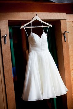 Real Weddings: Veronica & Grant's Oregon Lodge Wedding