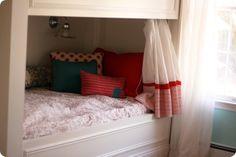 Bottom bunk