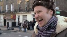 Mark Gatiss is all 'ROFLcopter!'