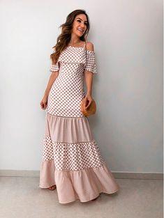 date outfit casual Modest Fashion, Hijab Fashion, Fashion Dresses, Casual Dresses, Casual Outfits, Summer Dresses, Vestidos Zara, Looks Chic, Schneider