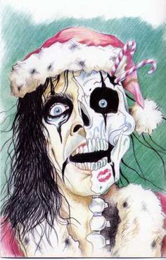 Alice Cooper ~ Pintwist on school. Alice has a song called ...