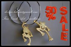 offer_discount_price_earrings_frogs_silver_925_gold-plated (Medium)