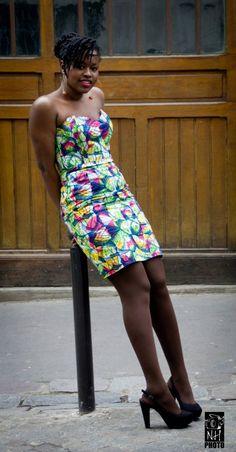 """Sunnatnika Couture // Collection """"Urban Nature"""" Printemps/été 2012"""