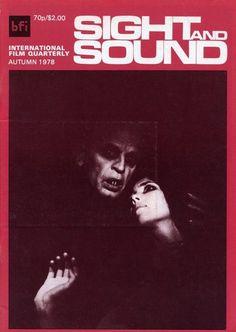 Isabelle Adjani and Klaus Kinski in Nosferatu: Phantom der Nacht. Herzog. 1979.