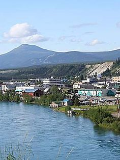 Whitehorse, capital of Yukon Territory, Spent the night here & felt very safe:Royal Canadian Mounted Police station behind motel. Yukon Canada, Canada 150, The Beautiful Country, Beautiful Places, Places To Travel, Places To See, Alaska Highway, Yukon Territory, Northwest Territories