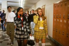 How to channel Cher Horowitz's Clueless 90s style