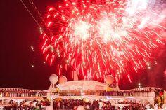 Für den Jahreswechsel hält das Kreuzfahrtunternehmen AIDA Cruises ein Highlight für alle Daheimgebliebenen bereit: Erstmals bringt AIDA die einzigartige Silvesteratmosphäre von Bord des Kreuzfahrts...