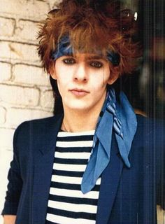 Nick Rhodes -the passion and drive behind Duran Duran