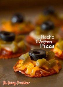 Ultra Low Carb Nacho Ordinary Pizza Recipe