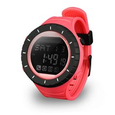 Aicarey Smart Watch Android IOS Wearable Devices Youngs PS1502 SOS Digital 100M Waterproof Outdoor Bluetooth Electronics For S. Super waterproof function, you can wear it to go swimming. Instant information, real time inform you, you can take control of everything. Just press the button, then can call SOS number, it's very useful for emergency situation. Set the tempo of your sports, make your exercise more accurate. Ultra-long standby time up to 365 days, don't need to worry about power...