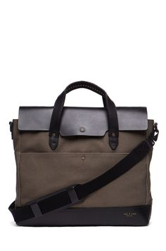 f0e80c7903be RAG  amp  BONE - gt  Rugged Briefcase in Army  Travel  Guys