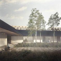 Courtyard Workshops | IF_DO — Architecture & Design