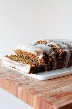 girl who bakes: low-fat vegan ginger lemon quick bread  *looks delish*