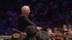 """Beethoven:  Symphony 5 - During WWII, the opening four notes of the Fifth Symphony, with the rhythm of the letter """"V"""" in Morse code, came to symbolize """"V for Victory"""" for the Allies.   (Performed at the Proms of 2012.)"""