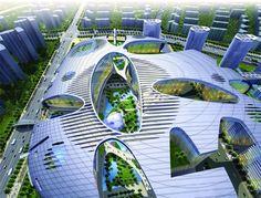 Pangyo Dome | Laguarda.Low Architects, LLC | Archinect