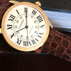 Start 2017 a tick ahead ⌚️ Cartier Watches, Precious Metals, Custom Jewelry, Fine Jewelry, Wedding Rings, Jewels, Personalized Jewelry, Bijoux, Gemstones
