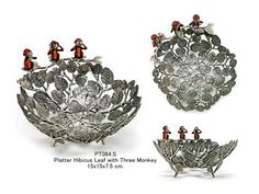 Loyfar Pewter is created with a passion equal to none. Master crafted by hand in uncompromising quality and finished in exquisite workmanship in Thailand, this unique brand of Pewter provides a new experience to Pewter design.