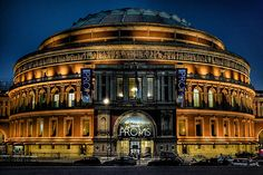 Albert Hall by Simon Crubellier. It's not little. But it's one of the greatest