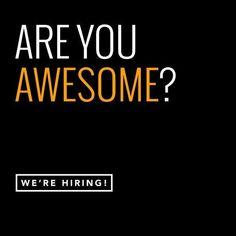 You Were Hiring Recruitment Design Template Stock Vector (Royalty Free) 422792947 Job Advertisement, Job Ads, We Are Hiring, Jobs Hiring, Creative Jobs, Creative Posters, Hiring Poster, Recruitment Ads, Marketing