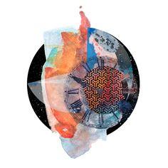 "Chris Cromwell 2014 ""Space Soleil"" || Digital Art / Photo Manipulation   #Art #Design #Photoshop #Creativity #ChrisCromwell #cromwellcreativity"