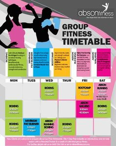 Boxing Mad At Absonfitness - New Group Fitness Timetable on Gumtree Class Timetable, High Intensity Cardio, Muscular Endurance, Group Fitness Classes, Fitness Tips For Women, Workout For Beginners, Fun Workouts, Health Tips, Walking