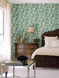 Leicester Wallpaper - http://www.wallpaperdirect.com/au/products/morris/leicester/99463