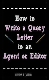 How to Write a Query Letter to an Agent or Editor.  Plus, an EXAMPLE of my winning query letter that landed me my agent! Writing tip. Publishing. Author. Novel. Book.