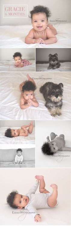 Photo Shoot Preview – 6 Month Shoot